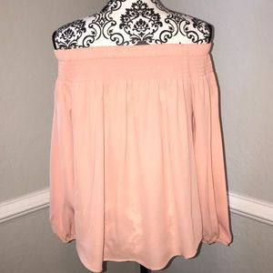 Truth Tops - Truth off shoulder Blouse Sz. M